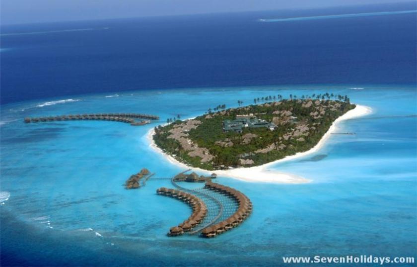 Hilton Maldives Iru Fushi Resort And Spa